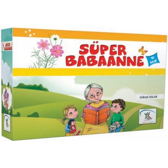 5 Renk Yayınları - Süper Babaanne (10 Kitap)