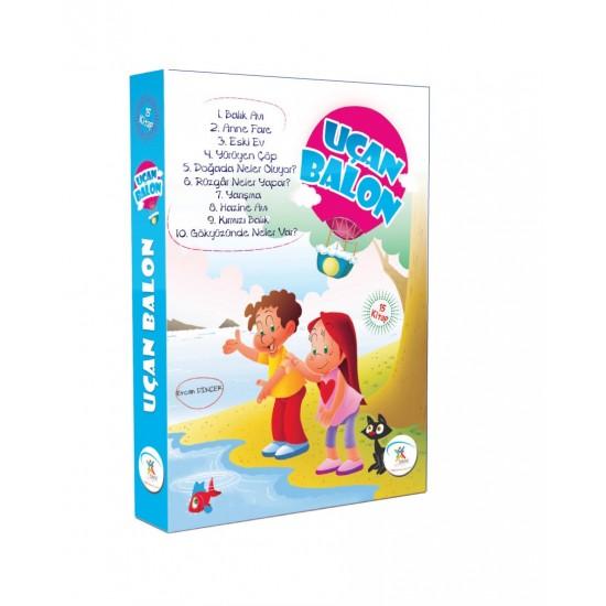 5 Renk Yayınları - Uçan Balon 15 Kitap 1. Sınıflar için