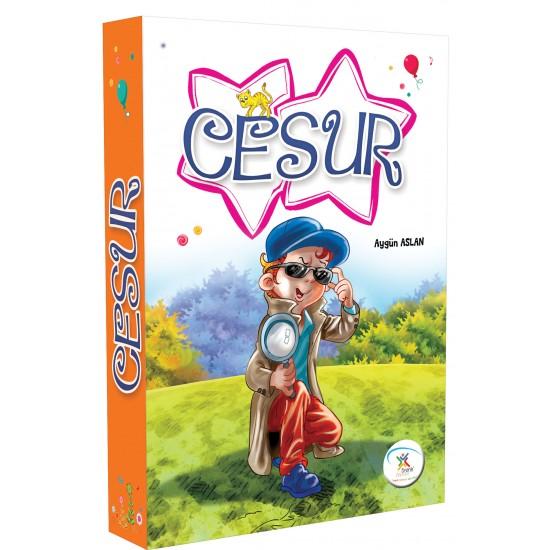 5 Renk Yayınları - Cesur (5 Kitap)