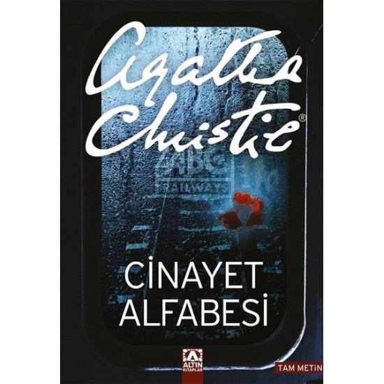 Altın Kitaplar - Cinayet Alfabesi-Tam Metin Agatha Christie