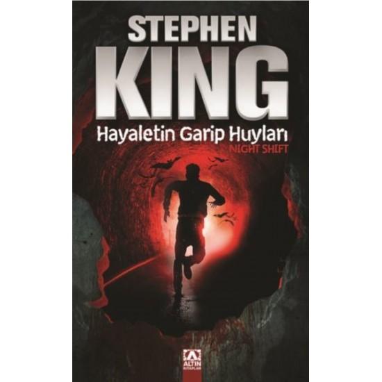 Altın Kitaplar - Hayaletin Garip Huyları Stephen King