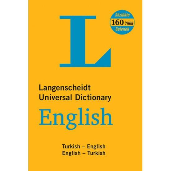 Altın Kitaplar - Langenscheidt İngilizce-Türkçe Cep Sözlüğü