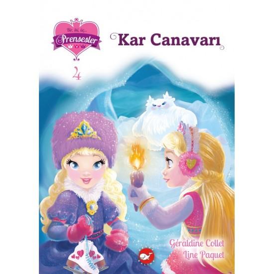 123 Prensesler 4 - Kar Canavarı