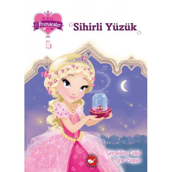 123 Prensesler 5 - Sihirli Yüzük