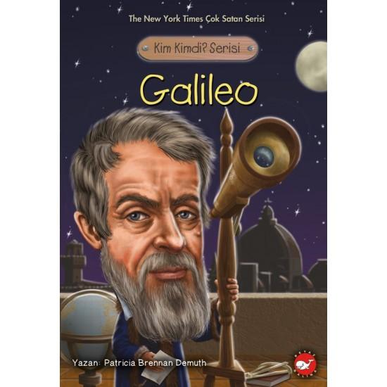 Galileo Kimdi? - Yeni Kapak