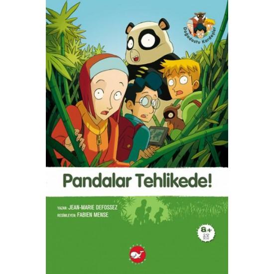 Doğadostu Kardeşler 1 - Pandalar Tehlikede!