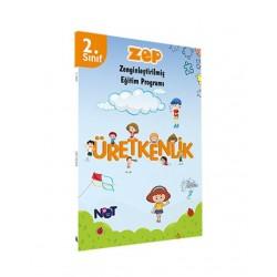 Bi Not - 2.Sınıf Zep Üretkenlik Kitabı