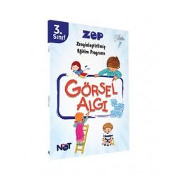 Bi Not - 3. Sınıf Zep Görsel Algı Kitabı