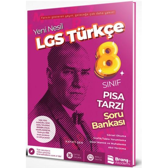 Branş Akademi - LGS Türkçe PISA Tarzı Soru Bankası