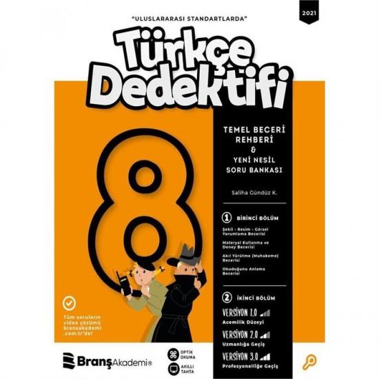 8. Sınıf Türkçe Dedektifi Soru Bankası 2021