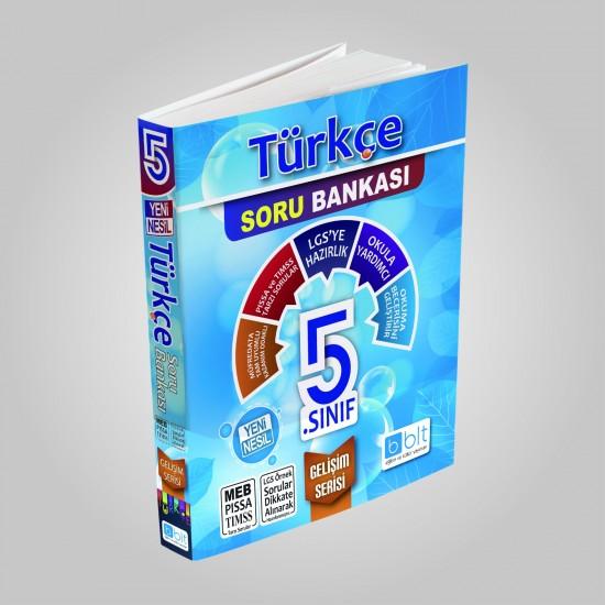 Bulut Eğitim - 5. Sınıf Türkçe Soru Bankası Gelişim Serisi