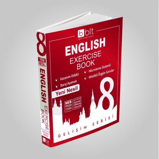 Bulut Eğitim - 8. Sınıf İngilizce Soru Bankası Gelişim Serisi