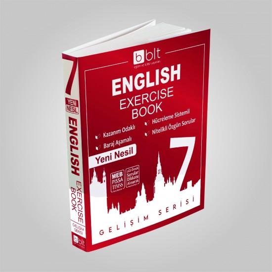 Bulut Eğitim - 7. Sınıf İngilizce Soru Bankası Gelişim Serisi