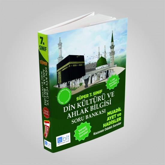 Bulut Eğitim - 7. Sınıf Din Kültürü Ve Ahlak Bilgisi Soru Bankası Gelişim Serisi