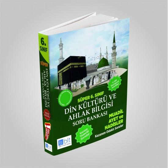 Bulut Eğitim - 6. Sınıf Din Kültürü Ve Ahlak Bilgisi Soru Bankası Gelişim Serisi