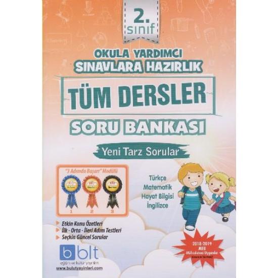Bulut Eğitim - 2. Sınıf Tüm Dersler Soru Bankası YENİ