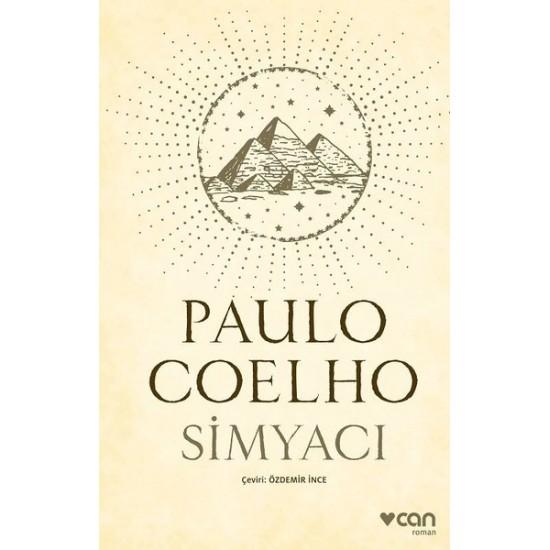 Can - Simyacı 25. Yıl Özel Baskı (Ciltli) Paulo Coelho