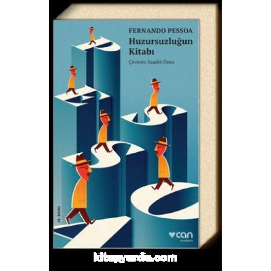 Can - Huzursuzluğun Kitabı Fernando Pessoa