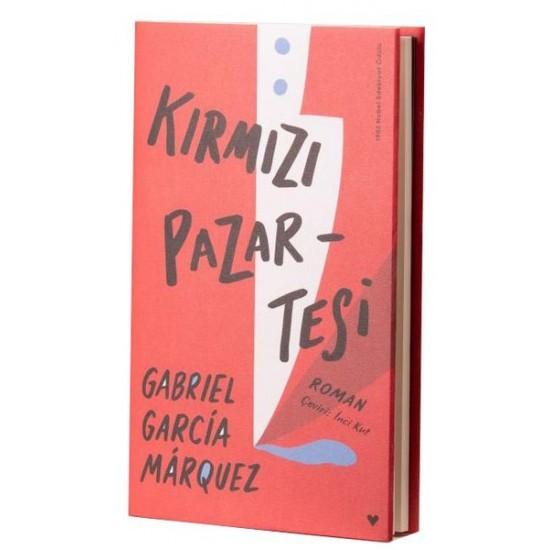 Can - Kırmızı Pazartesi (Ciltli) Gabriel Garcia Marquez