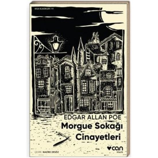 Can - Morgue Sokağı Cinayetleri-Kısa Klasik Edgar Allan Poe