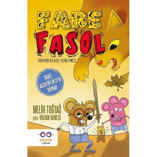 Cezve Çocuk - Fare Fasol / Fare Acayiplikler Diyarı Melih Tuğtağ