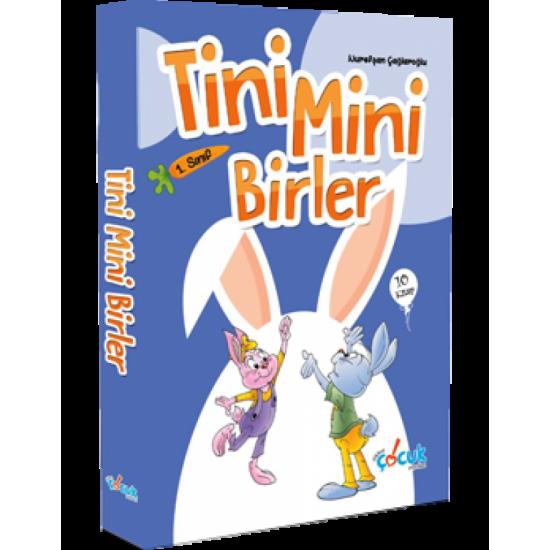 Tini Mini Birler 10 Kitap Dikkat Çocuk Yayınları