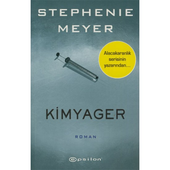 Epsilon - Kimyager Stephenie Meyer