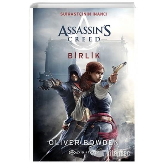 Epsilon - Assassın's Creed Birlik-Suikastçının İnancı 8 Oliver Bowden