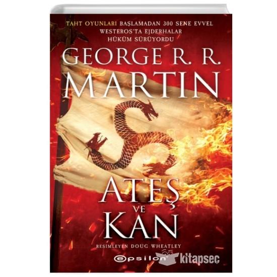 Epsilon - Ateş ve Kan George R. R. Martin