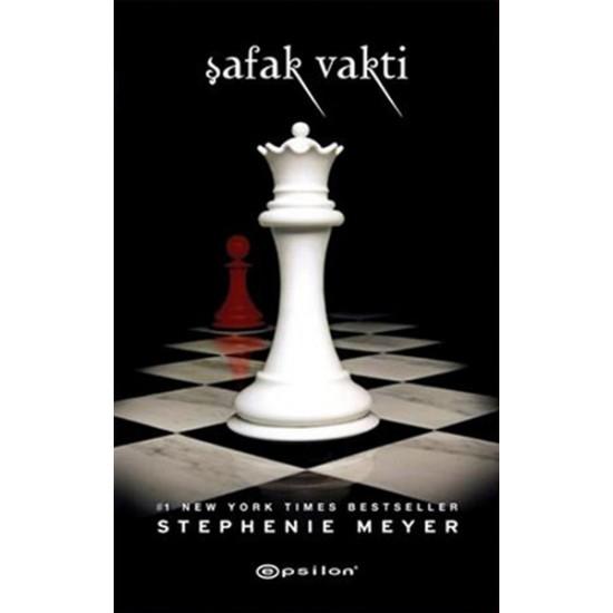 Epsilon - Şafak Vakti - Alacakaranlık serisi 4.Kitap Stephenie Meyer