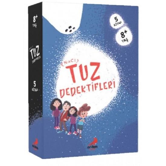 Erdem Çocuk - Tuz Dedektifleri (5 Kitap Takım) Fatma Çağdaş Börekçi