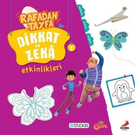 Erden Çocuk - Rafadan Tayfa ile Dikkat ve Zek Etkinlikleri - 2