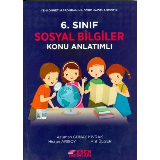 Esen - 6. Sınıf Sosyal Bilgiler Konu Anlatımlı