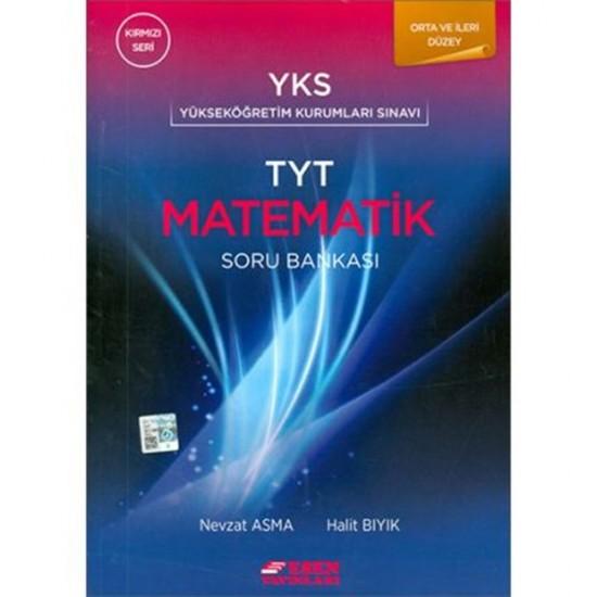 Esen - TYT Matematik Soru Bankası Kırmızı Seri