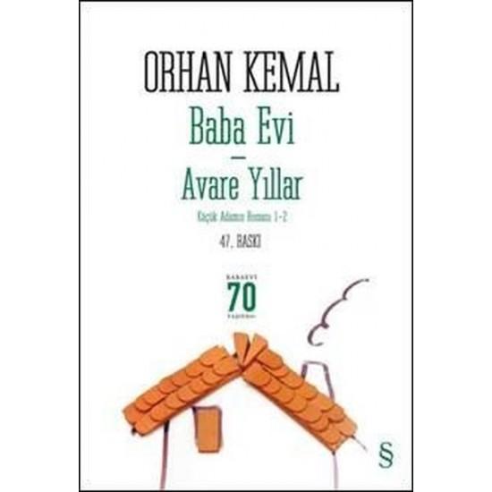 Everest - Baba Evi - Avare Yıllar (Küçük Adamın Romanı 1 - 2) Orhan Kemal