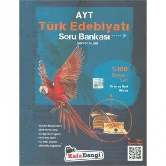 Kafa dengi - AYT Edebiyat Soru Bankası Orta ve İleri Düzey