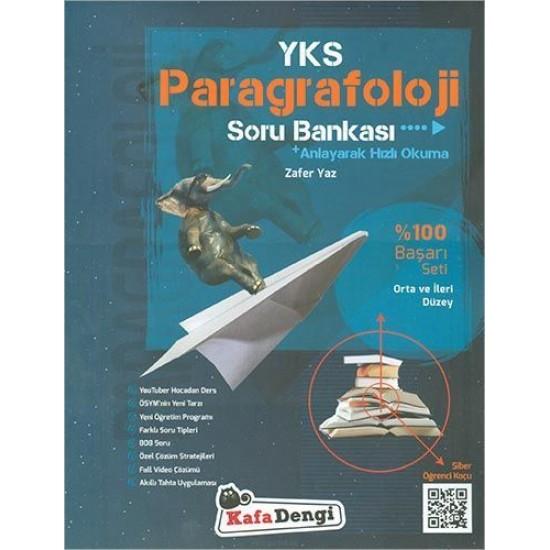 Kafa Dengi - YKS Paragrafoloji Soru Bankası