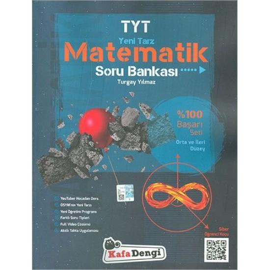 Kafa dengi - TYT Matematik Orta ve İleri Düzey Soru Bankası