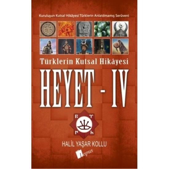 Lopus - Heyet 4-Türklerin Kutsal Hikayesi Halil Yaşar Kollu