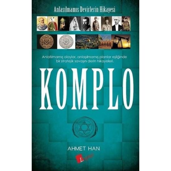 Lopus - Komplo Ahmet Han