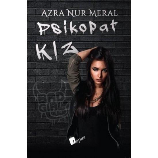 Lopus - Psikopat Kız (Ciltli) Azra Nur Meral