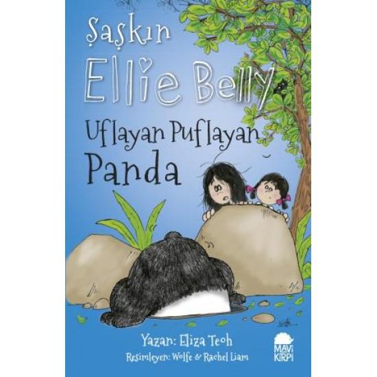 Şaşkın Ellie Belly - Uflayan Puflayan Panda