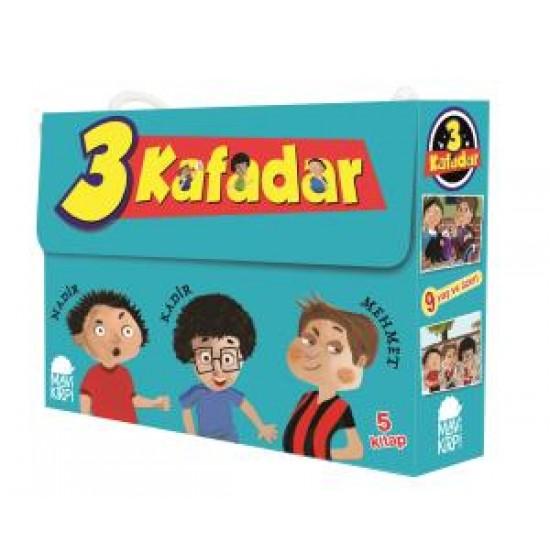 3 Kafadar - Set (5 Kitap)