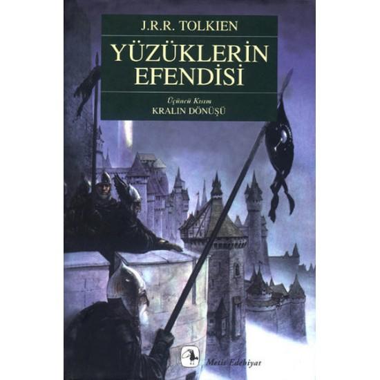 Metis - Yüzüklerin Efendisi - III - Kralın Dönüşü J. R. R. Tolkien