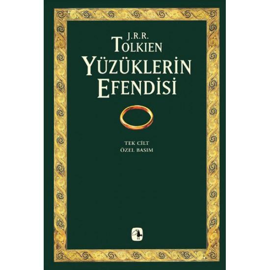 Metis - Yüzüklerin Efendisi - Tek Cilt Özel Basım (Ciltli) J. R. R. Tolkien