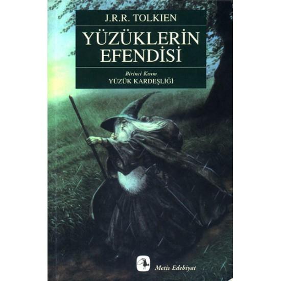 Metis - Yüzüklerin Efendisi - I - Yüzük Kardeşliği J. R. R. Tolkien