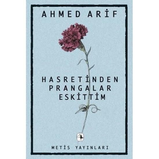 Metis - Hasretinden Prangalar Eskittim (1968 - 2008 40. Yıl Özel Basımı) Ahmed Arif