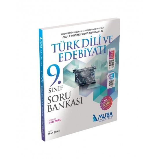 Muba - 9. Sınıf Türk Dili ve Edebiyatı Soru Bankası