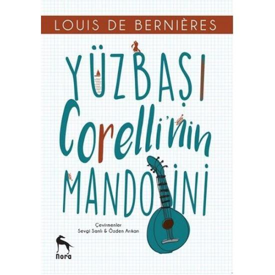 Nora Kitap - Yüzbaşı Corelli'nin Mandolini Louis de Bernieres