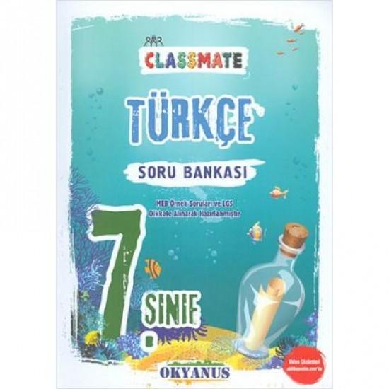 Okyanus - 7. Sınıf Classmate Türkçe Soru Bankası